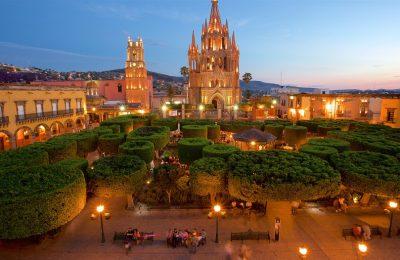 Celebran 30 años de las ciudades mexicanas patrimonio mundial