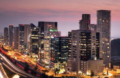 Inventario de oficinas en CDMX alcanzó 6.1 millones de m²