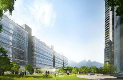 Saqqara Residences, el nuevo proyecto de Foster+Partners en NL