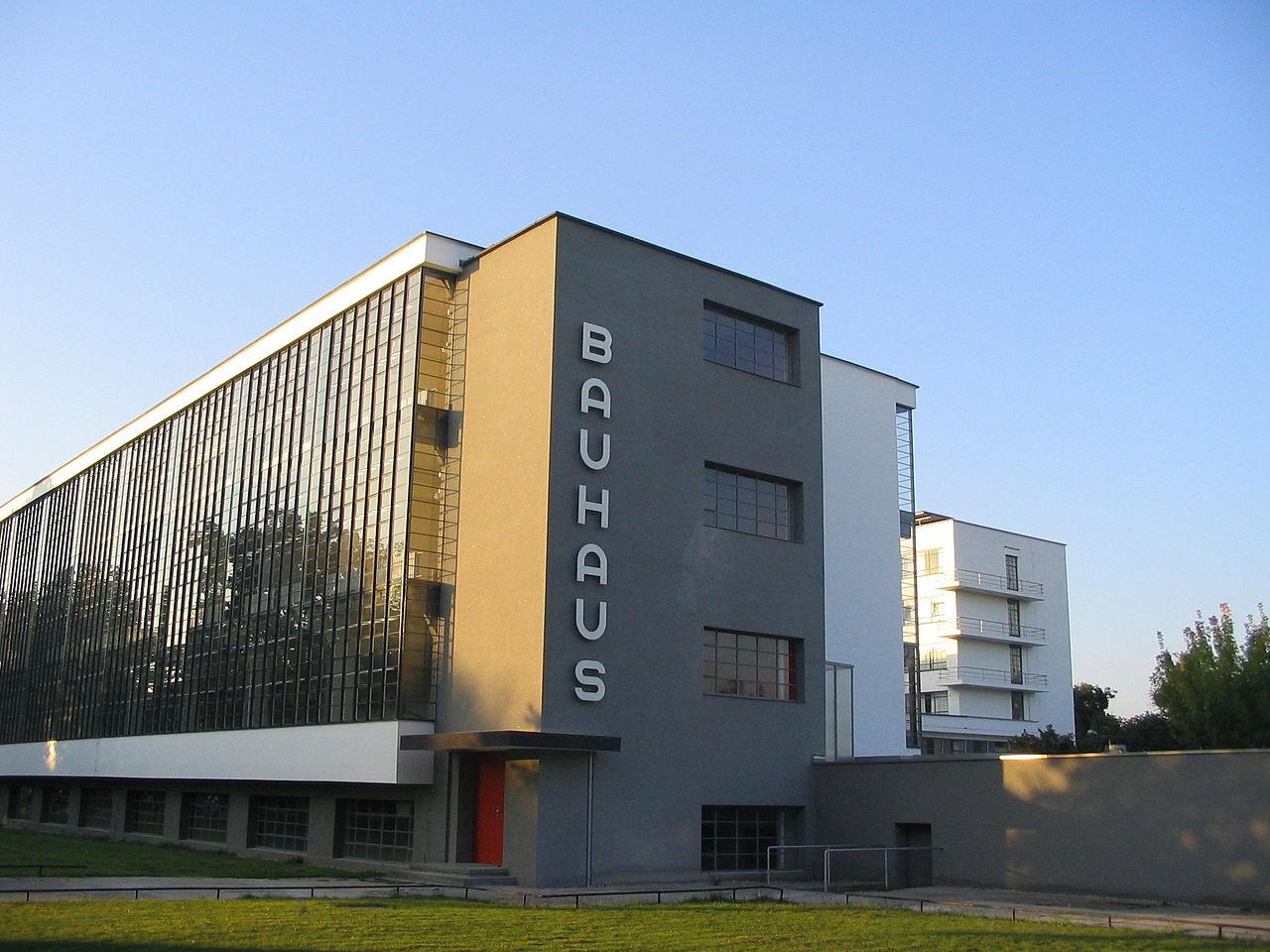 Se cumplen 100 años de la Bauhaus, referente mundial de la arquitectura