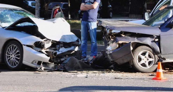 Se reducen accidentes de tránsito en la CDMX durante el 1T2020