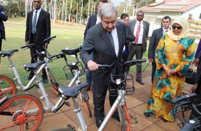 Secretario General de la ONU llama a luchar contra emergencia climática