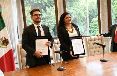 Sedatu, Cultura e INAH en alianza por protección del patrimonio cultural