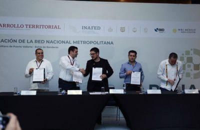 Sedatu, Nayarit y Jalisco en coordinación para construir infraestructura