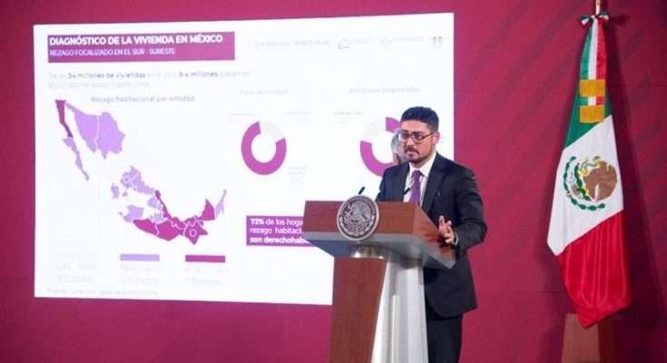 Sedatu invierte 21 mmdp en apoyos a la autoconstrucción de vivienda