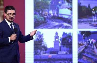 Sedatu presenta avances del Programa de Mejoramiento Urbano