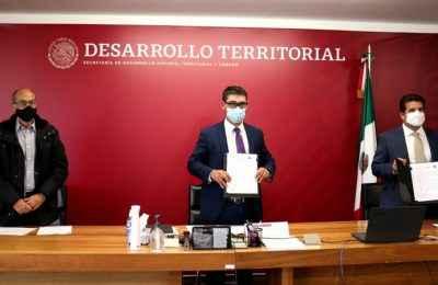 Sedatu y Concanaco-Servytur suman esfuerzos por la vivienda-Vivienda