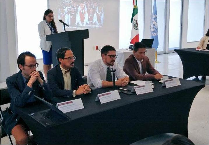 Sedatu y ONU-Habitat impulsan Programa Sectorial 2019-2024