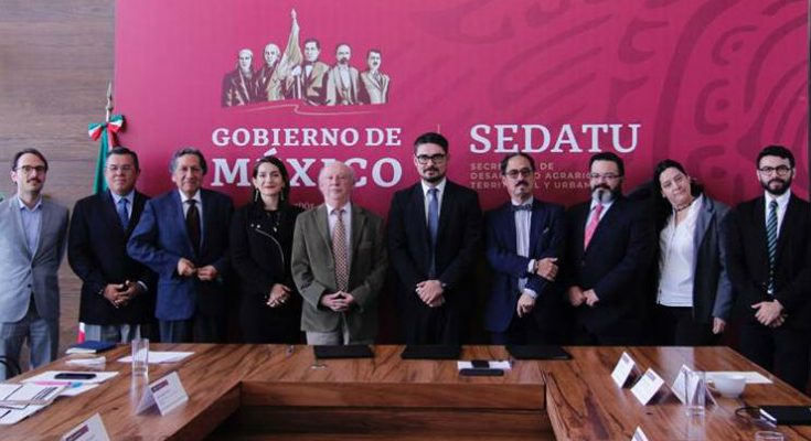 Semarnat y Sedatu colaboran para impulsar sustentabilidad urbana