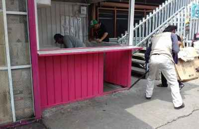 Semovi reordena transporte y recupera espacios en Cetram Pantitlán