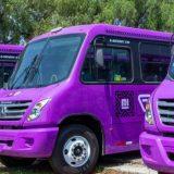 Semovi va por la sustitución de 178 microbuses en Corredor Legaria