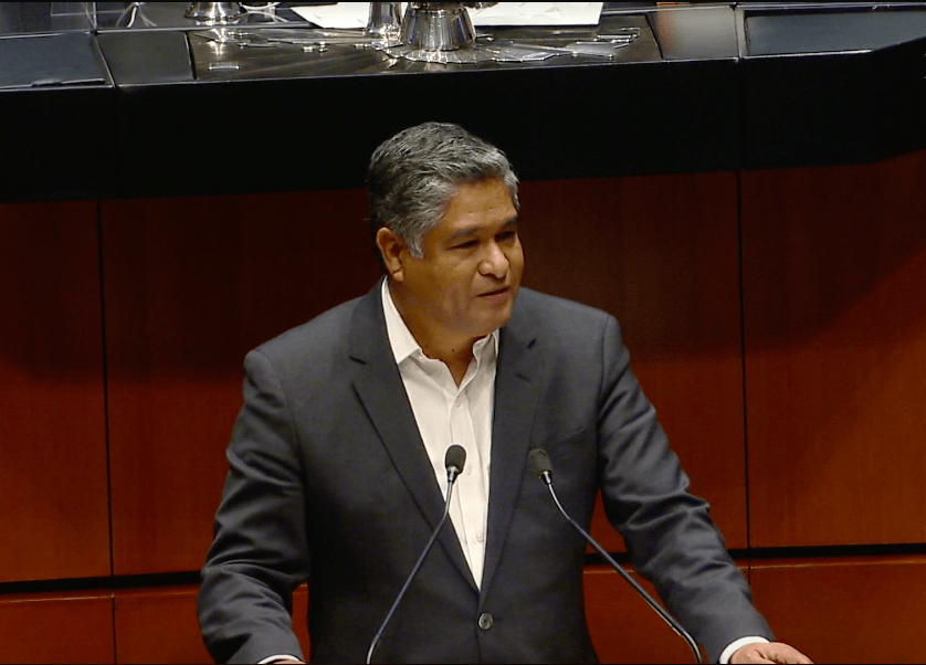 Senado avala la reforma al Infonavit y Fovissste-Victor Fuentes-Vivienda