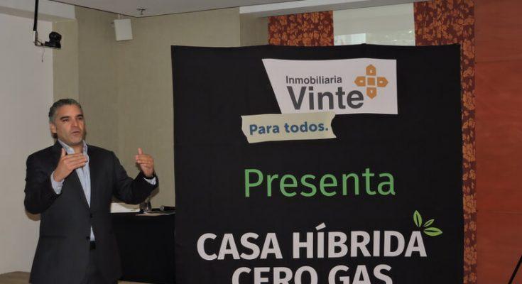 Lanza Vinte Casa Hibrída Cero Gas