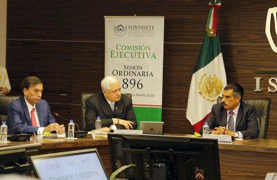 Fortaleza Patrimonial de Fovissste alcanza valor de 8.7%