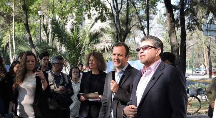 Quiero Casa y la delegación Cuauhtémoc rehabilitan Parque Gorostiza