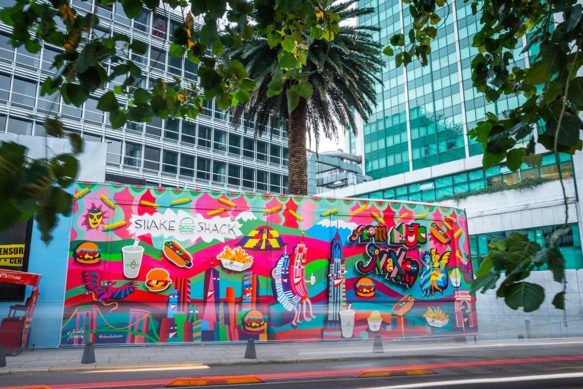 Shake Shack abrirá su primer restaurante en Reforma