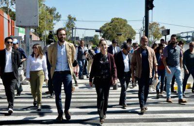 GCDMX intervendrá 100 intersecciones peatonales en 2019