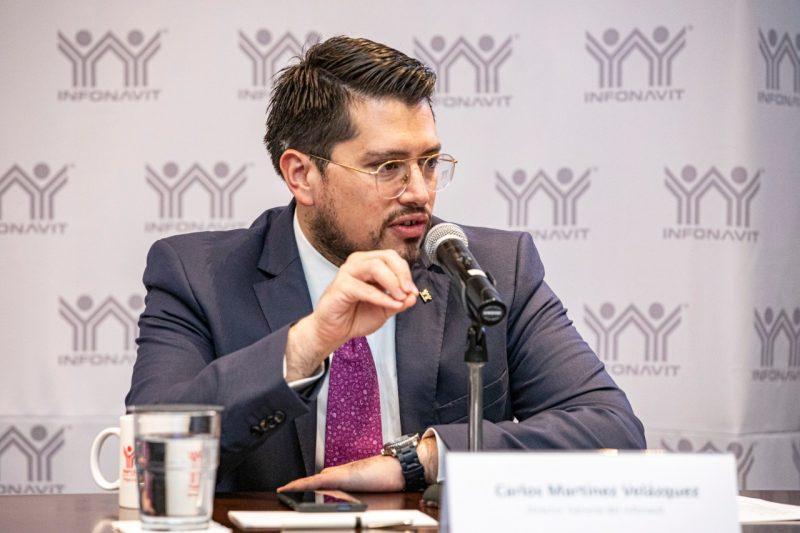 Si pagaste 75% del crédito, Infonavit te ayudará a liquidar el financiamiento-Infonavit-Carlos Martínez