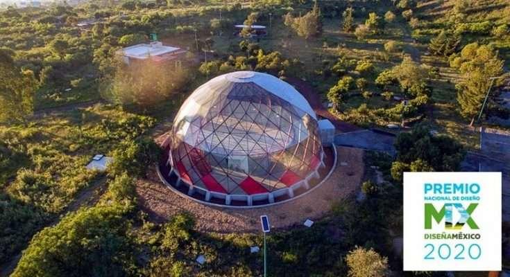 Sierra de Santa Catarina-Yecahuizotl gana Premio Nacional de Diseño