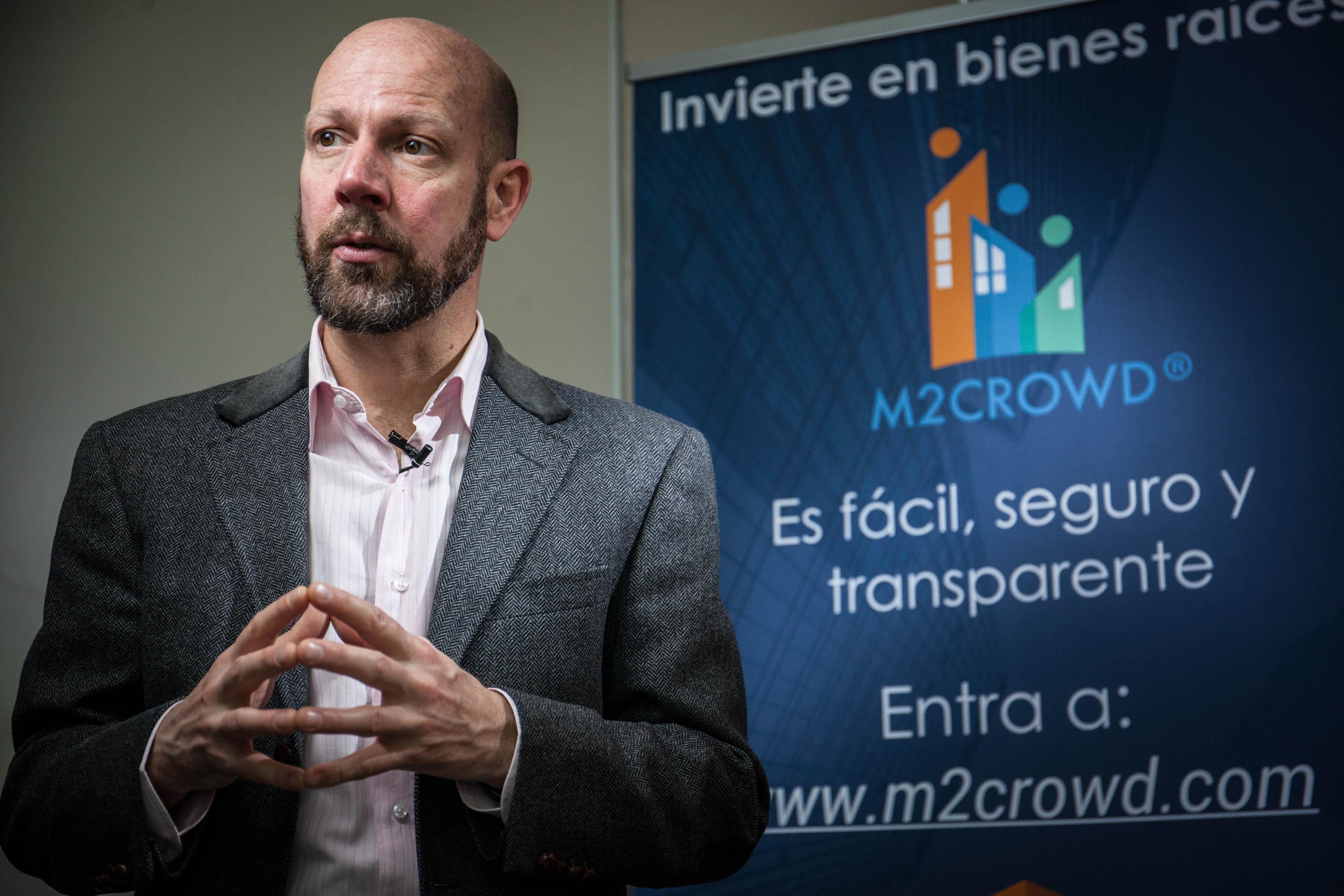 M2CROWD, primera FinTech en pedir licencia a la CNBV