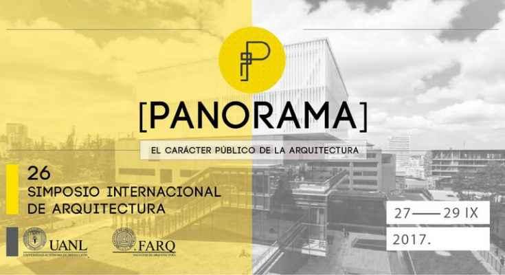 Realizarán Simposio Internacional de Arquitectura en la UANL