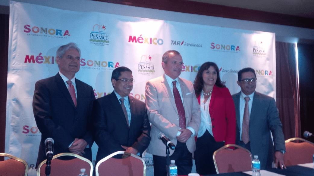 Puerto Peñasco invierte en infraestructura turística