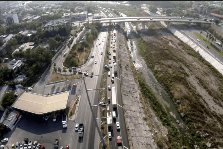 Gestionan recursos para obras viales en Nuevo León