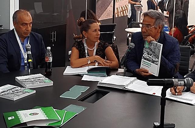 Presentan Reporte de Ciudades del Mundo 2016 durante Habitat III