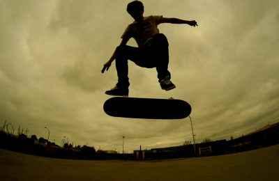 El Skateboarding en las calles