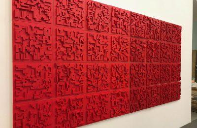 "Inauguran ""Solid Red"" de Shuli Sadé"