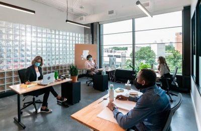 Soluciones tecnológicas para proporcionar un retorno seguro a las oficinas
