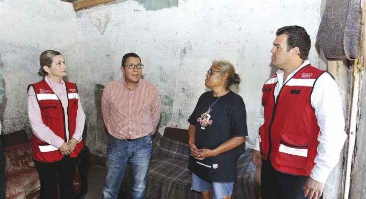 Vivienda Segura brinda apoyos a adultos mayores en Sonora