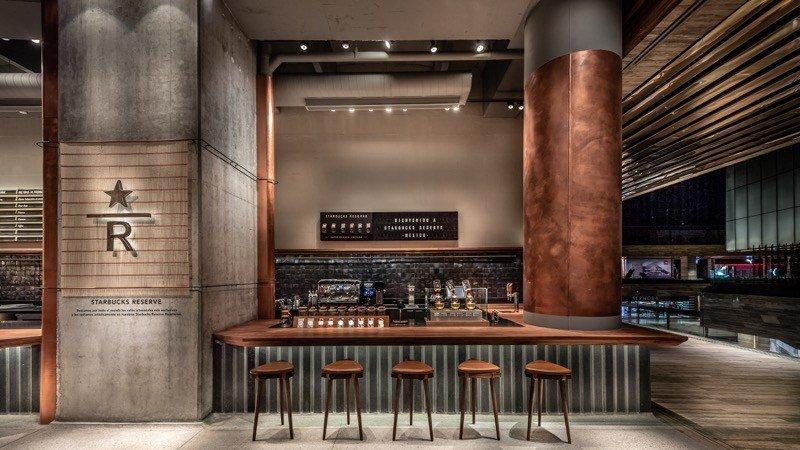 Diseño de la primera 'Starbucks Reserve Bar' rinde homenaje a la cultura mexicana