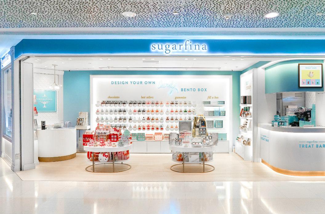 Sugarfina endulza el mercado mexicano con 26 boutiques