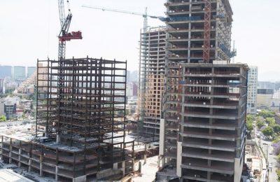 Suman 455 proyectos residenciales en construcción en CDMX