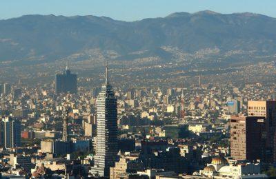 Superficie urbana de CDMX crece tres veces más que su población