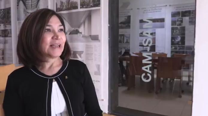 Susana Miranda, primera mujer al frente del CAM-SAM