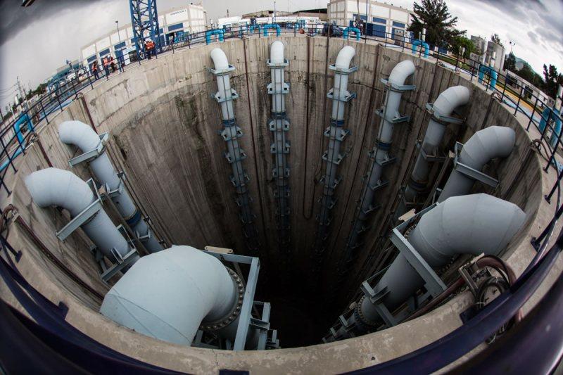 Después de 11 años, inauguran Túnel Emisor Oriente