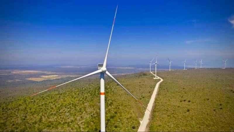 Empresa mexicana desarrolla parque eólico en Tamaulipas