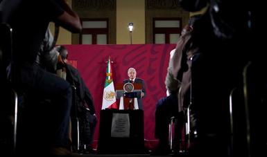 Aprobación de TLC favorece economía de los tres países: AMLO