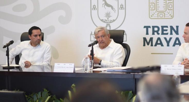 Consulta de Tren Maya, Refinería e Istmo, para la próxima semana