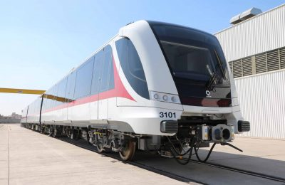 Casi lista la Línea 3 del Tren Ligero de Guadalajara