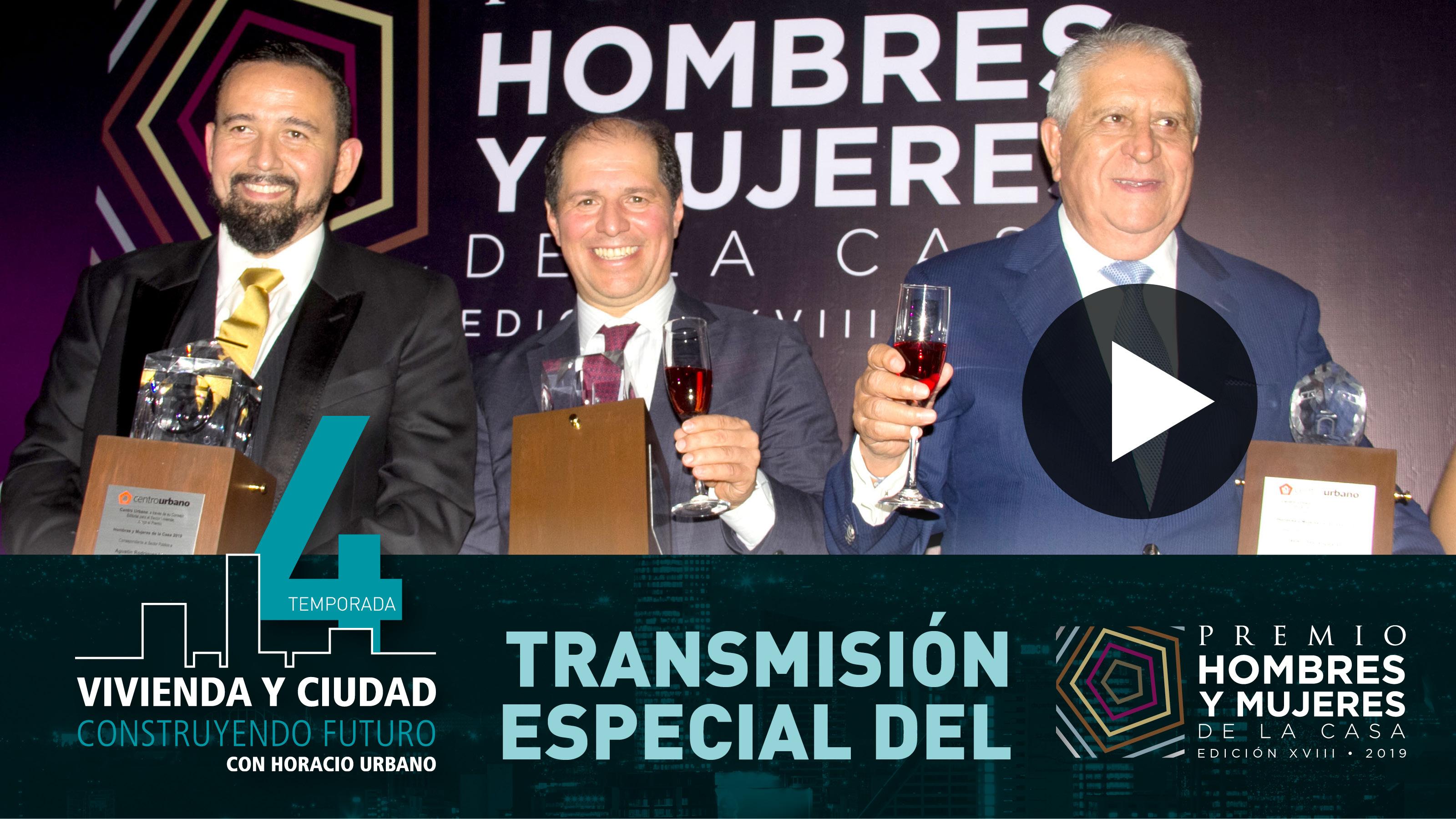 Premio Hombres y Mujeres de la Casa 2019
