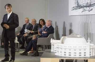 Tadao Ando transformará la Bolsa del Comercio de París en Museo de Arte