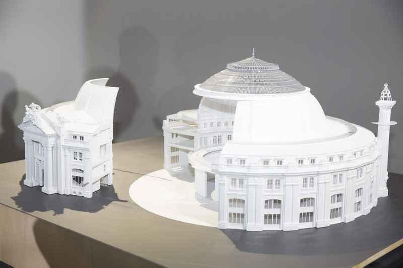 Museo de Arte de la Fundación Pinault abrirá sus puertas en 2019