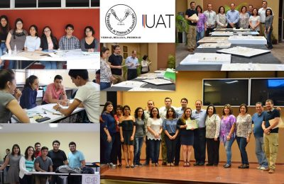 Alumnos de la AUT diseñan proyectos de urbanismo