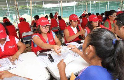Entregarán 15,000 tarjetas para reconstrucción en Juchitán