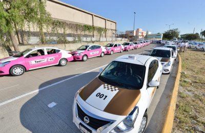 Lanzan App Treffen Driver para taxi en Tabasco