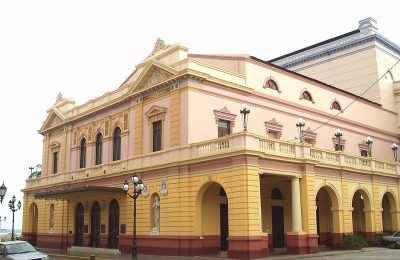Rehabilitarán el Teatro Nacional de Panamá