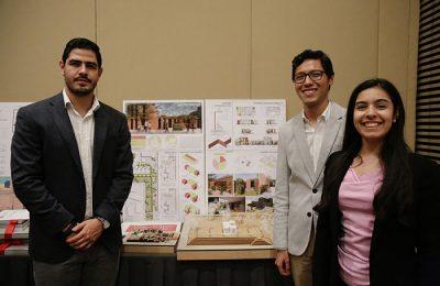 Tec de Monterrey presenta prototipos de vivienda a Infonavit